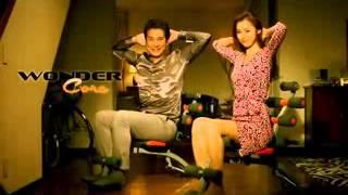 Смешная японская реклама тренажера