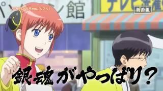 Гинтама 5 сезон / Gintama. [Аниме новинки 2017][JP трейлер]