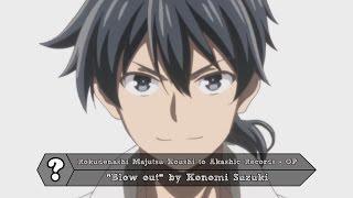 Top 40 Anime Openings Spring 2017