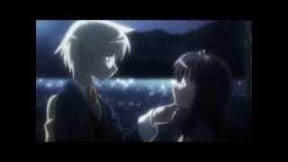 Мега красивый аниме AMV клип про любовь аниме романтика, магия волшебники реп