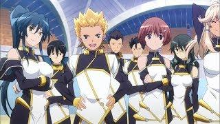 Топ 10 Аниме жанра Академия Магии