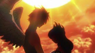 Аниме клип о любви - Парадоксы (AMV + Anime mix)