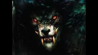 Ангел и демон аниме волки)