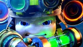 Космическое приключение - полнометражный мультфильм - Премьера на канале!