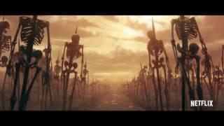 Castlevania (Кастлевания) трейлер сериала anime Teaser: Vengeance | Netflix