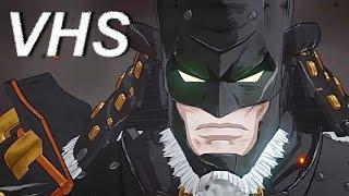 Бэтмен Ниндзя (2018) - русский трейлер аниме - озвучка VHS