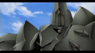 Боевые роботы Дзинки - русский трейлер аниме сериала
