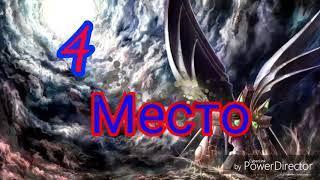 Топ 10 Аниме в жанре Меха