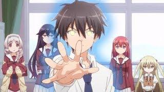 [ТОП 10] Романтических аниме где все думают что ГГ слаб но он оказывается сильнее всех