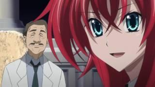 Демоны старшей школы аниме 2 сезон 14 серия