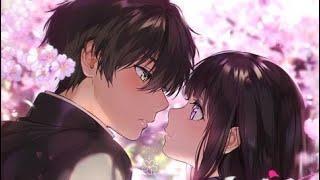 Аниме| Любовь старшеклассников Все серии подряд (Аниме Марафон)