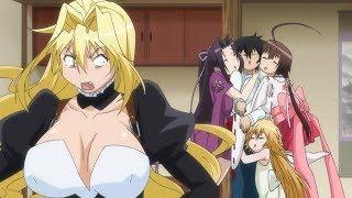 Аниме приколы #179   Смешные моменты из аниме   Аниме приколы под музыку