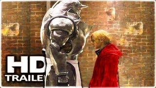 FULL METAL ALCHEMIST Official Trailer (2017) Anime Live Action Movie HD