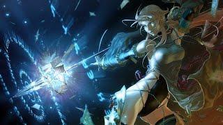 Топ 5 аниме жанра; фэнтэзи, магия.